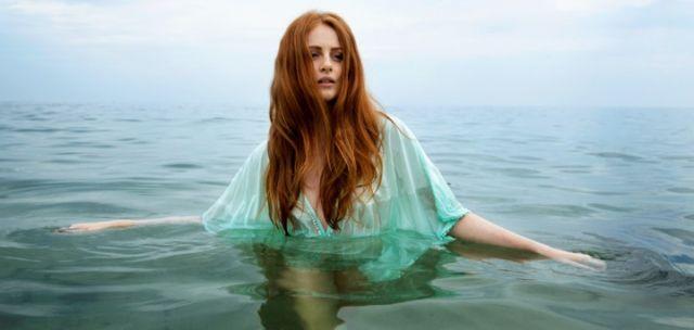 Viva le rosse, splendidi ritratti di donne dai capelli ...