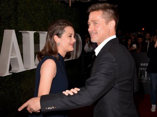 Brad Pitt, primo red carpet da single dopo il divorzio