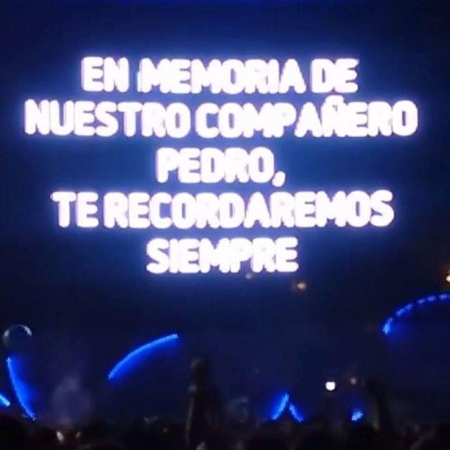Spagna, acrobata muore ad un festival prima del concerto dei Green Day