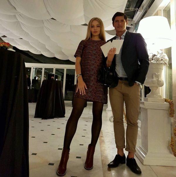 Aldo Montano si è sposato: la moglie Olga Plachina aspetta un figlio