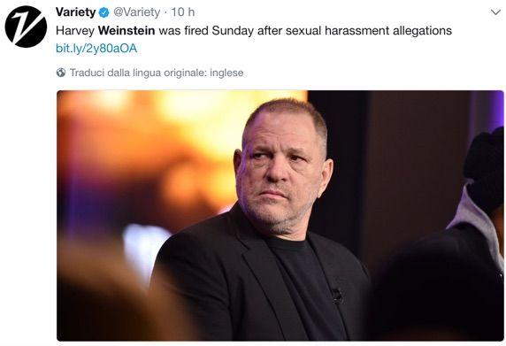 Chi sono le attrici di Hollywood molestate sessualmente da un noto produttore