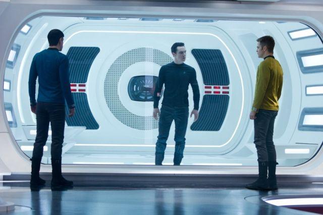 Quentin Tarantino ha un'idea per un nuovo film di Star Trek
