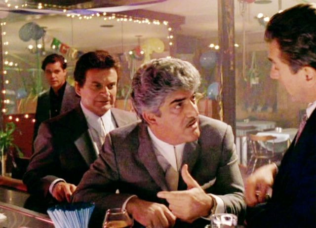 E' morto Frank Vincent, storico volto del genere gangster movie hollywoodiano
