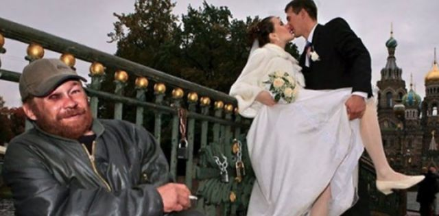 Matrimonio In Russia : Foto assurde di matrimoni russi what s hot spytwins