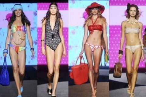 Intervista tezuk pin up star moda mare 2014 ultime tendenze trends - Costumi da bagno del 1900 ...