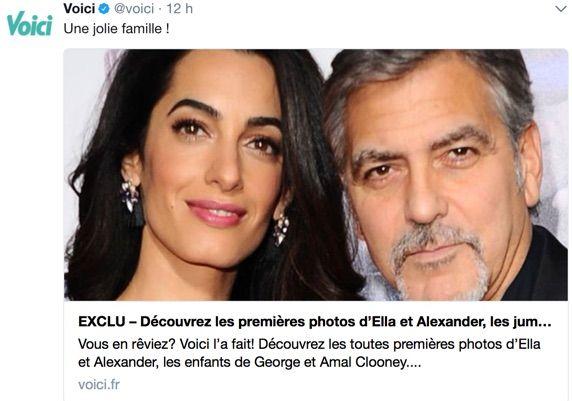 VIDEO Famiglia Clooney paparazzata a Laglio. Il celebre papà annuncia battaglia legale