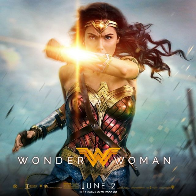 USA: incassi da record per film Wonder Woman, 100 mln dollari