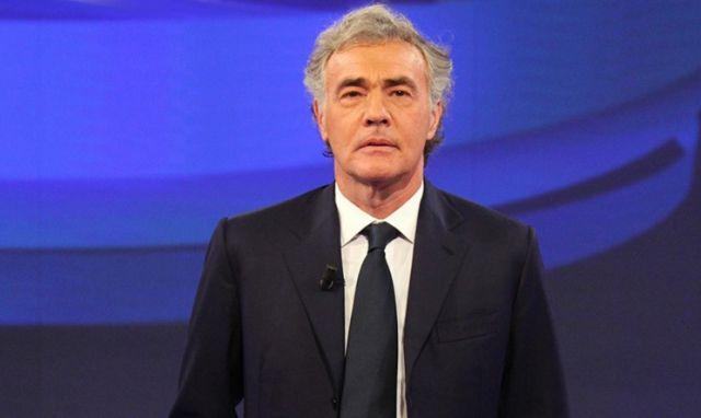 Tv: Giletti firma per due anni con La7 diretta da Salerno