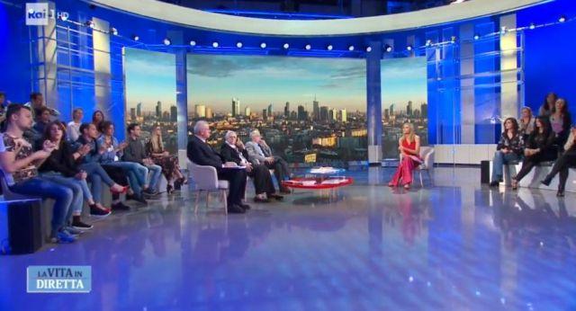 Palinsesti Rai: Marco Liorni lascia