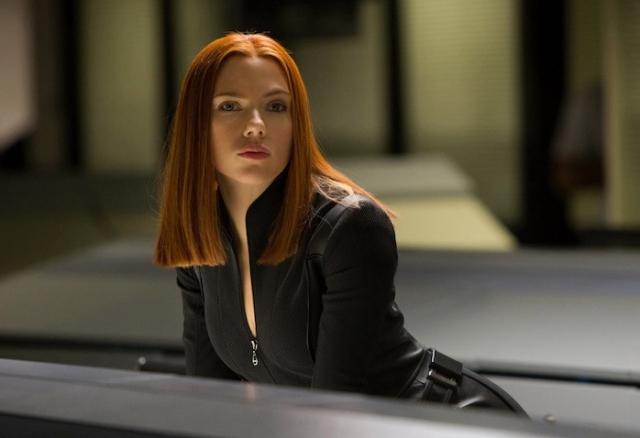 Scarlett Johansson en sujetador en una escena de sexo