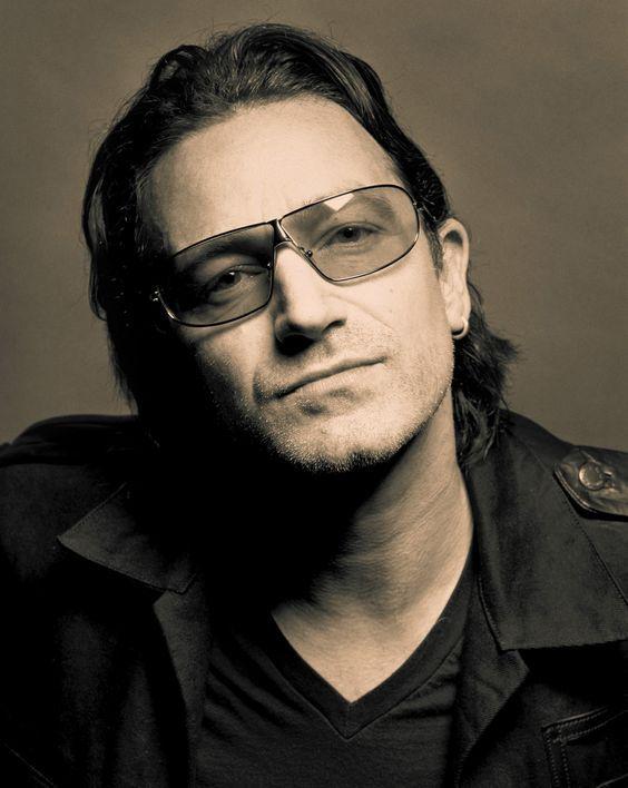 Bono Vox degli U2 eletto