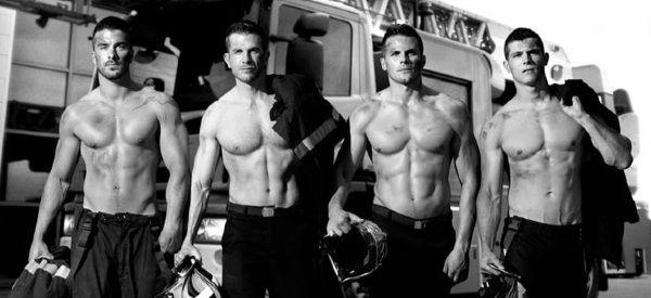 Calendario Pompieri.Pompiers Sans Frontieres Il Calendario 2016 Dei Pompieri