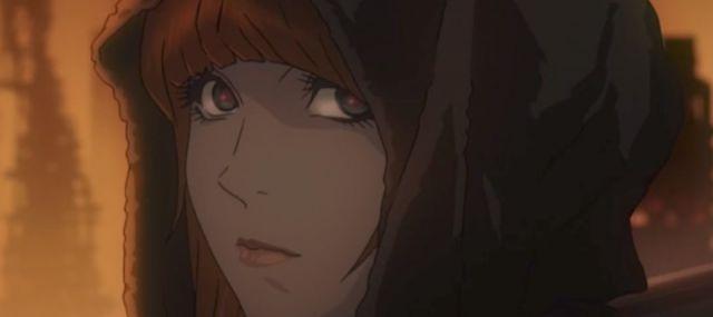Blade runner un cortometraggio animato dal regista di