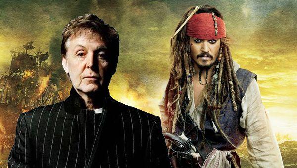 Pirati dei Caraibi 5: Paul McCartney si unisce al cast