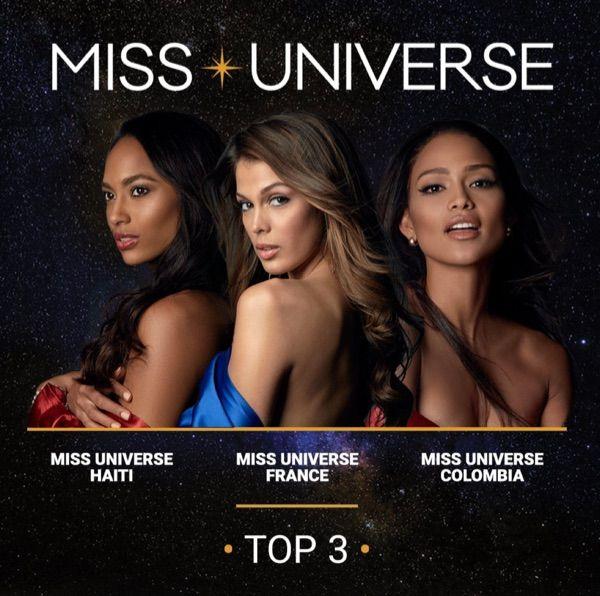 Miss Universo, è francese la più bella